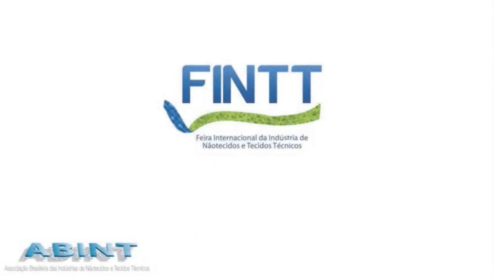 Feira Internacional de Nãotecidos e Tecidos Técnicos - FINTT